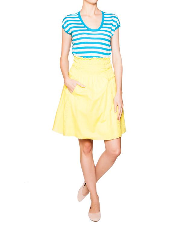 женская юбка P.A.R.O.S.H., сезон: лето 2013. Купить за 5200 руб. | Фото 3
