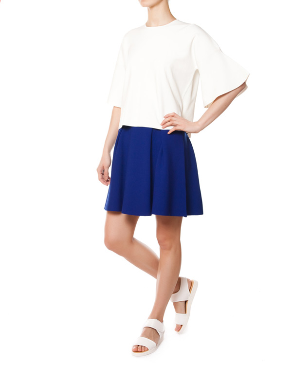 женская юбка P.A.R.O.S.H., сезон: лето 2015. Купить за 7300 руб. | Фото 3