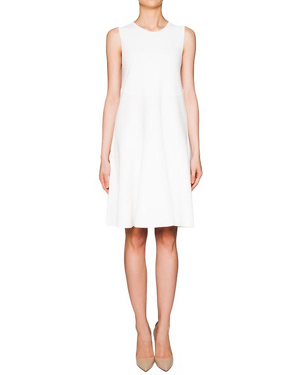 платье свободного кроя из плотной ткани артикул RITZY550555 марки P.A.R.O.S.H. купить за 11000 руб.
