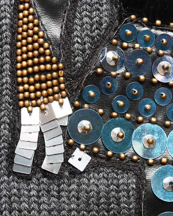 женская джемпер P.A.R.O.S.H., сезон: зима 2015/16. Купить за 9300 руб. | Фото $i