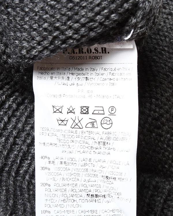 женская свитер P.A.R.O.S.H., сезон: зима 2015/16. Купить за 9400 руб. | Фото 5