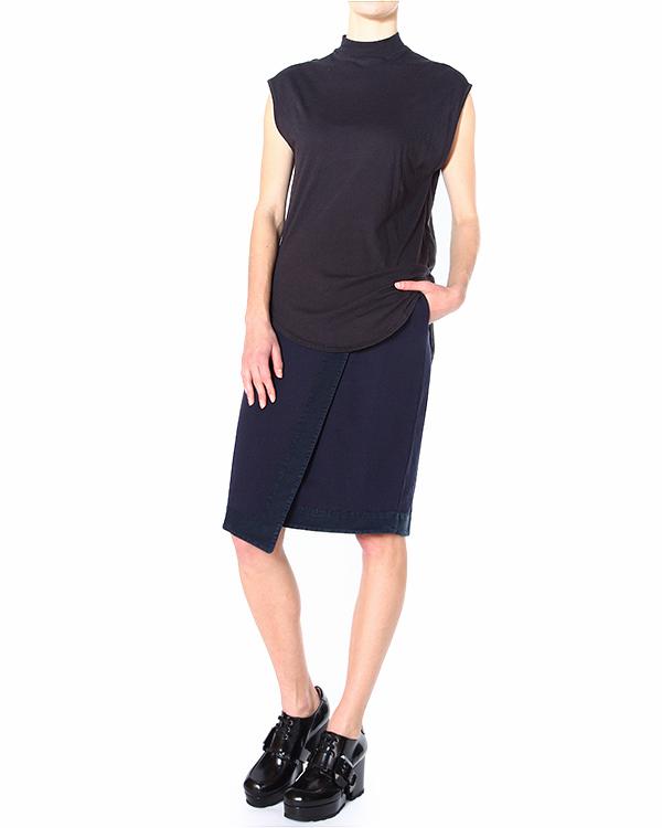 женская юбка Silent Damir Doma, сезон: зима 2014/15. Купить за 7600 руб. | Фото 3