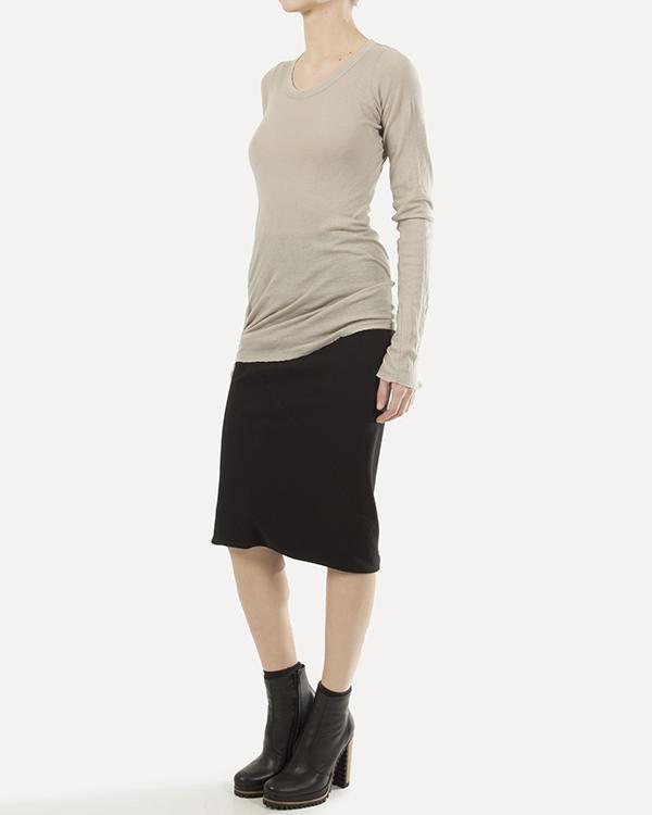 женская юбка RICK OWENS, сезон: зима 2012/13. Купить за 10000 руб. | Фото 3