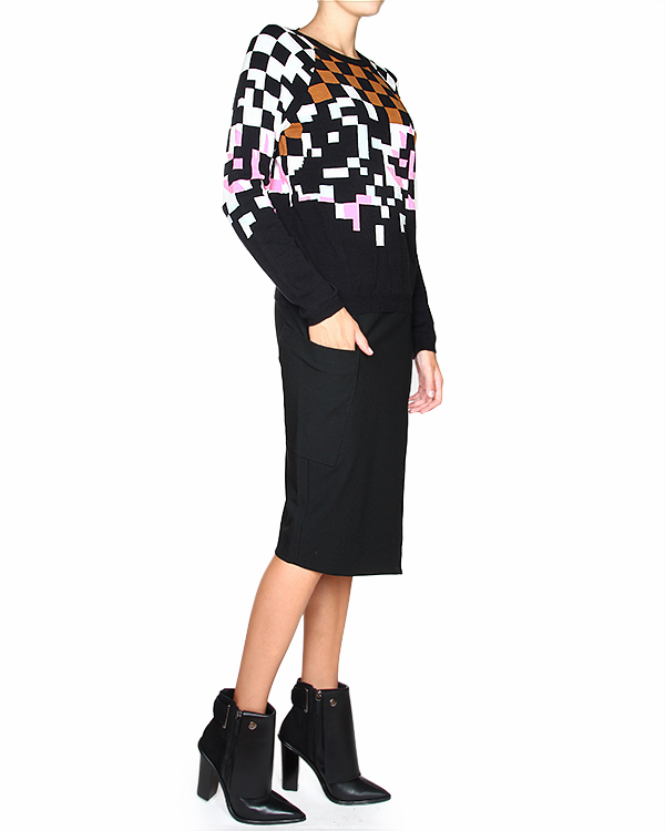 женская юбка TIBI, сезон: зима 2014/15. Купить за 12100 руб. | Фото 3