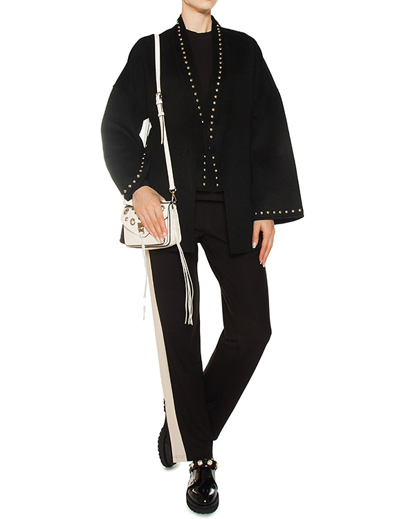 женская брюки P.A.R.O.S.H., сезон: зима 2017/18. Купить за 11900 руб. | Фото $i
