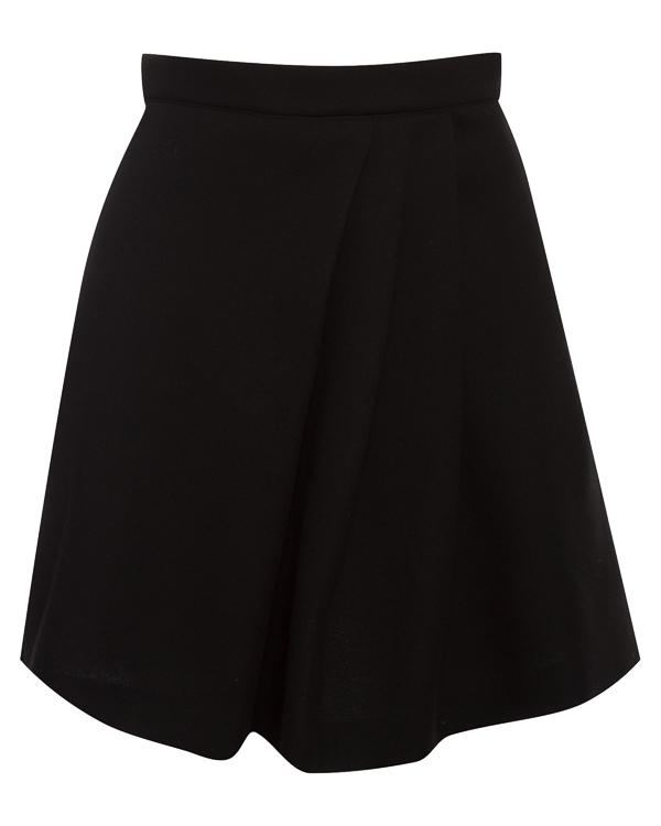 юбка с высокой посадкой на талии артикул RYANY620235 марки P.A.R.O.S.H. купить за 13500 руб.