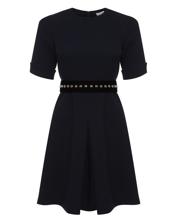платье приталенного силуэта из плотной вискозы артикул RYANY721410Z марки P.A.R.O.S.H. купить за 27300 руб.