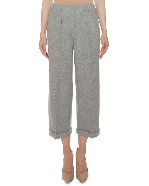 брюки свободного силуэта с посадкой на талии артикул S04804J0 марки Peserico купить за 23000 руб.