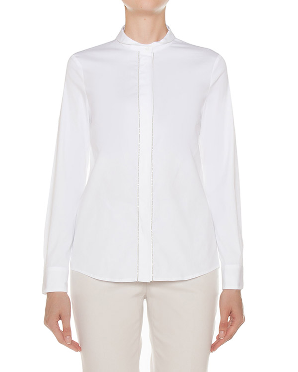 рубашка классического кроя артикул S06609 марки Peserico купить за 20500 руб.