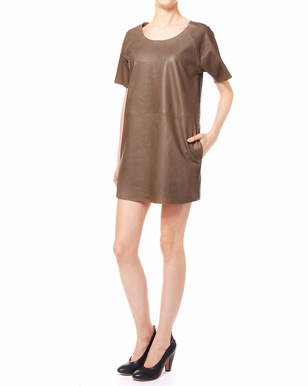женская платье Hache, сезон: лето 2014. Купить за 25600 руб. | Фото 1
