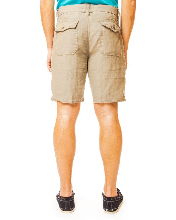мужская шорты JOHN VARVATOS, сезон: лето 2014. Купить за 4900 руб. | Фото 2