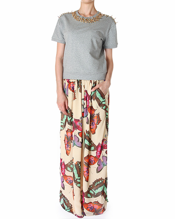 женская юбка Beayukmui, сезон: лето 2014. Купить за 4200 руб. | Фото 3