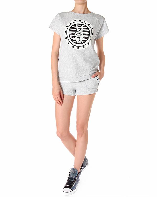 женская шорты Beayukmui, сезон: лето 2014. Купить за 3200 руб. | Фото 3