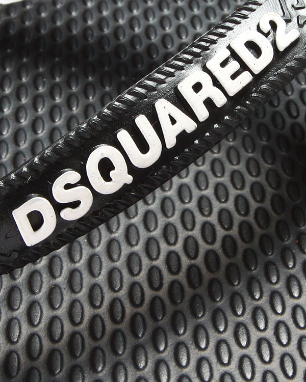 мужская сланцы DSQUARED, сезон: лето 2015. Купить за 4000 руб. | Фото 4