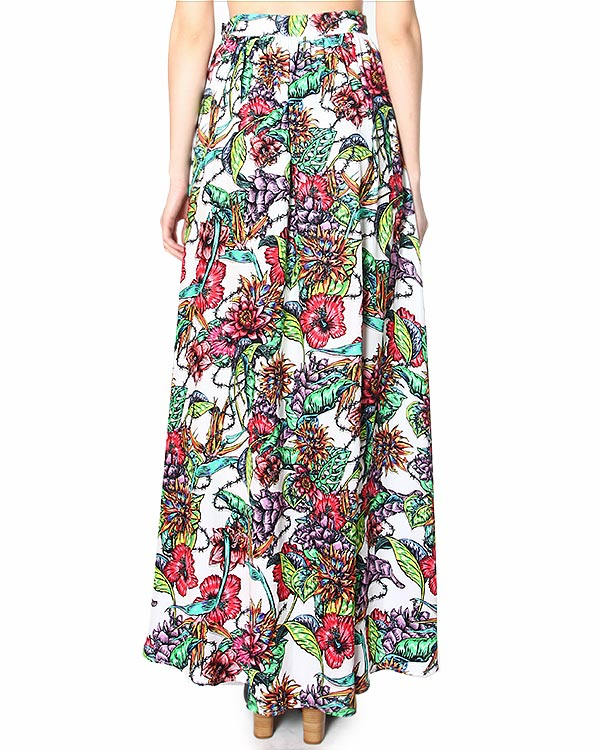 женская юбка Marcobologna, сезон: лето 2015. Купить за 34800 руб. | Фото 4