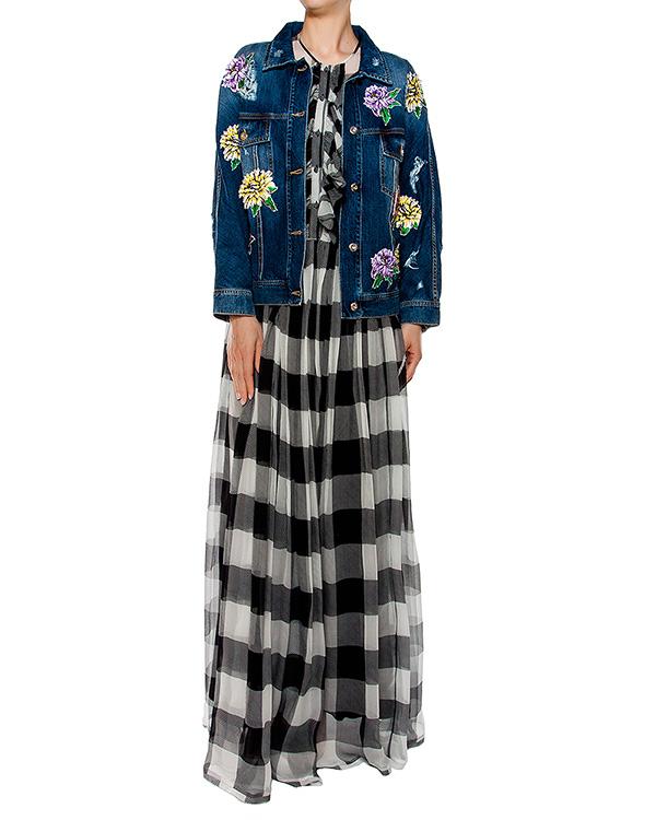 женская куртка Marcobologna, сезон: лето 2016. Купить за 46400 руб. | Фото 3