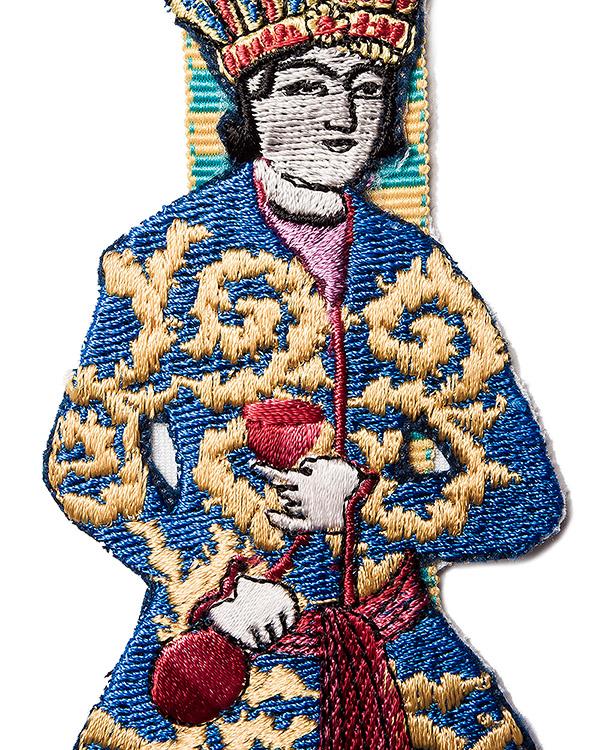 аксессуары пояс Miahatami, сезон: лето 2016. Купить за 4600 руб. | Фото $i