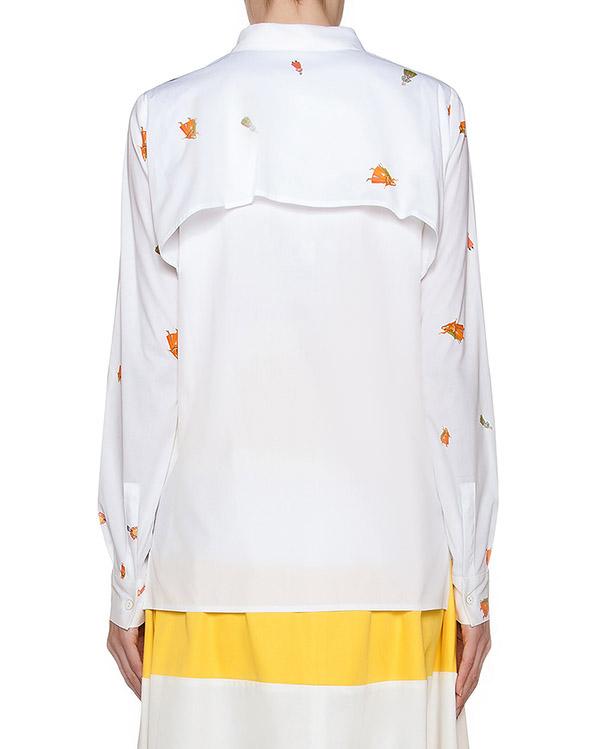 женская рубашка Miahatami, сезон: лето 2016. Купить за 11200 руб. | Фото $i