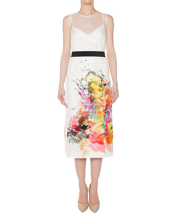 платье  артикул S17MAB582PEN марки Marcobologna купить за 22400 руб.