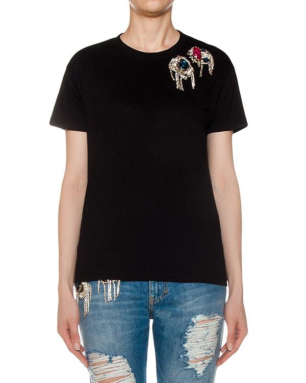 футболка  артикул S17MTS520PAT марки Marcobologna купить за 13800 руб.