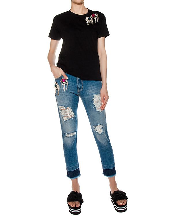 женская футболка Marcobologna, сезон: лето 2017. Купить за 13800 руб. | Фото $i