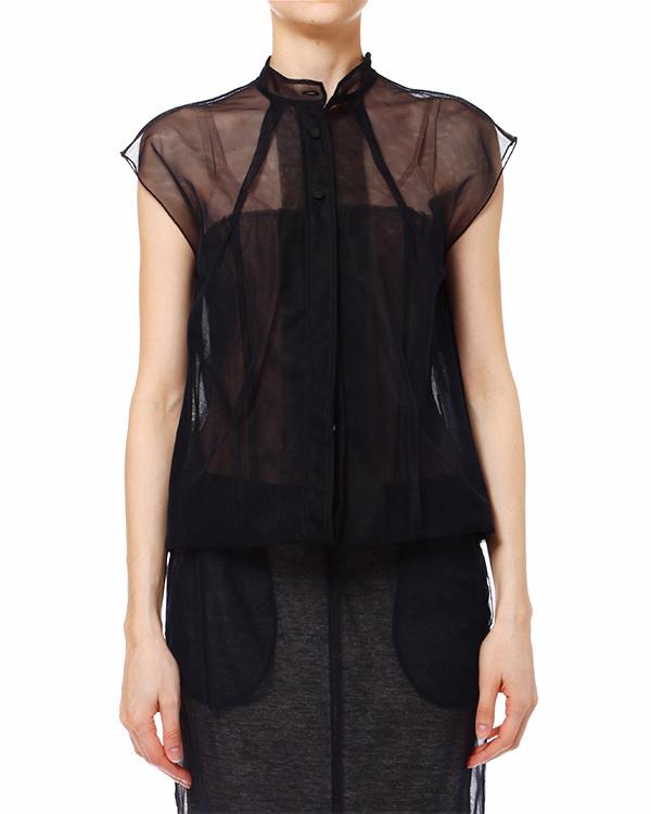 женская блуза Hache, сезон: лето 2014. Купить за 7300 руб. | Фото 1