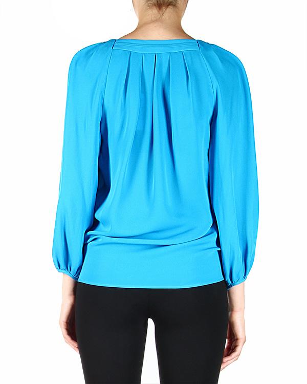 женская блуза DIANE von FURSTENBERG, сезон: зима 2014/15. Купить за 7800 руб. | Фото 2