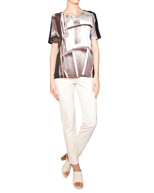 женская брюки Maison Martin Margiela, сезон: лето 2012. Купить за 8500 руб. | Фото 3
