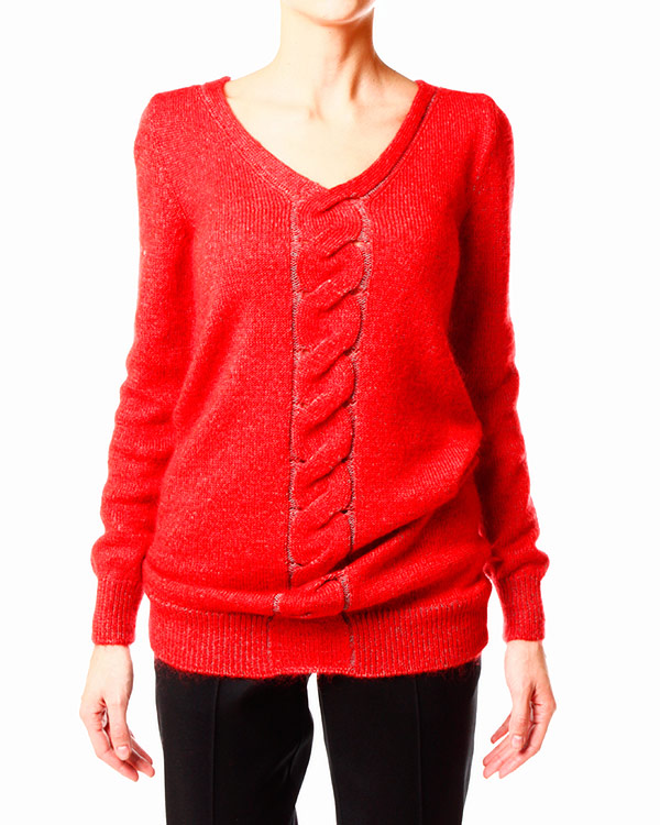 женская пуловер MM6 Martin Margiela, сезон: зима 2013/14. Купить за 9800 руб. | Фото 1