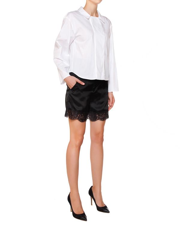 женская рубашка MM6 Martin Margiela, сезон: лето 2015. Купить за 9100 руб. | Фото $i