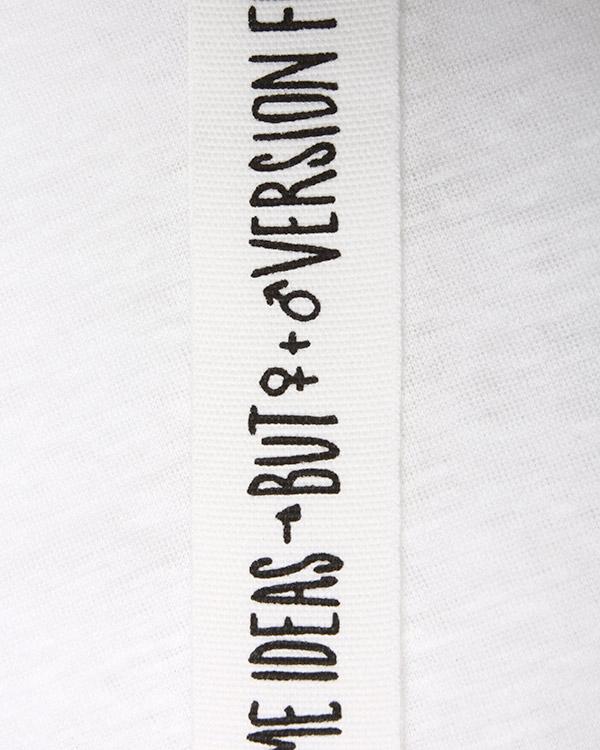 женская футболка MM6 Martin Margiela, сезон: лето 2015. Купить за 8500 руб. | Фото 4