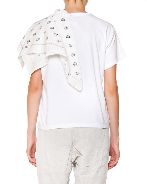 женская футболка MM6 Martin Margiela, сезон: лето 2015. Купить за 6900 руб. | Фото 2
