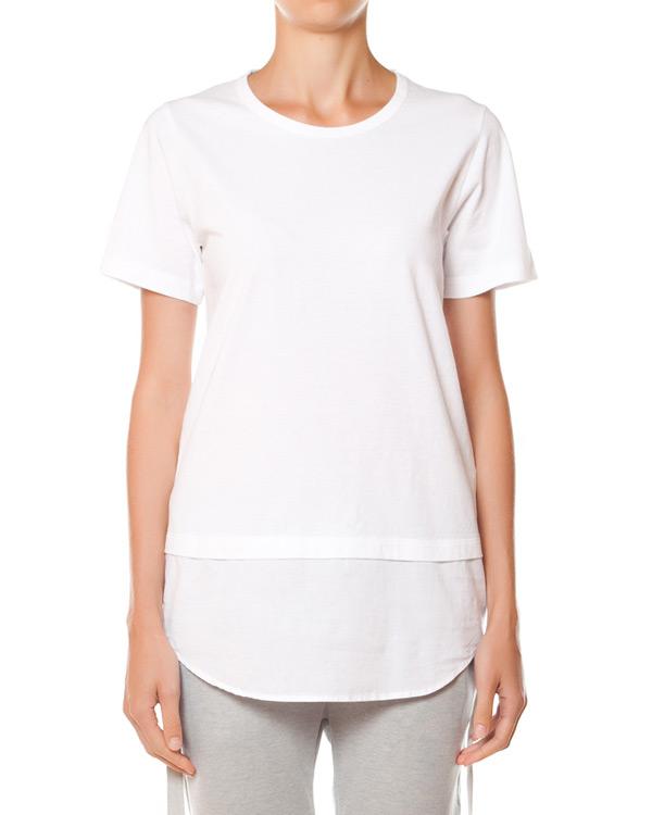 женская футболка MM6 Martin Margiela, сезон: лето 2015. Купить за 6900 руб. | Фото $i
