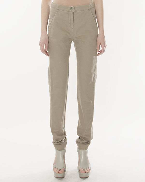 женская брюки MM6 Martin Margiela, сезон: зима 2012/13. Купить за 5900 руб.   Фото 1