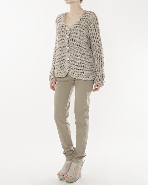 женская брюки MM6 Martin Margiela, сезон: зима 2012/13. Купить за 5900 руб.   Фото 3