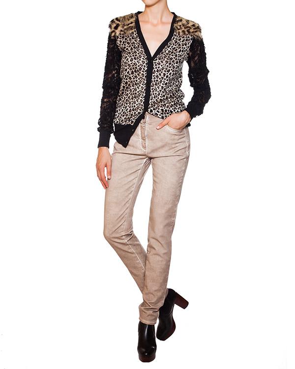 женская джинсы MM6 Martin Margiela, сезон: лето 2012. Купить за 6800 руб. | Фото 3