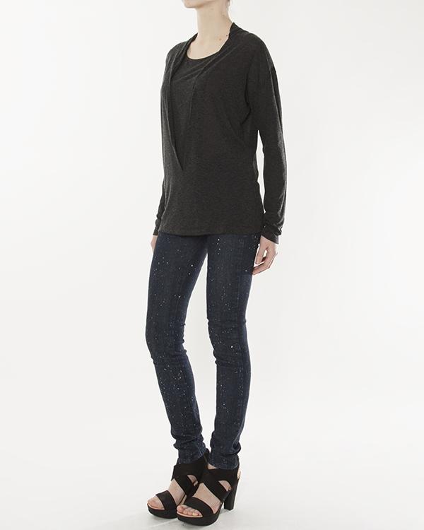 женская джинсы MM6 Martin Margiela, сезон: зима 2012/13. Купить за 5900 руб.   Фото 3