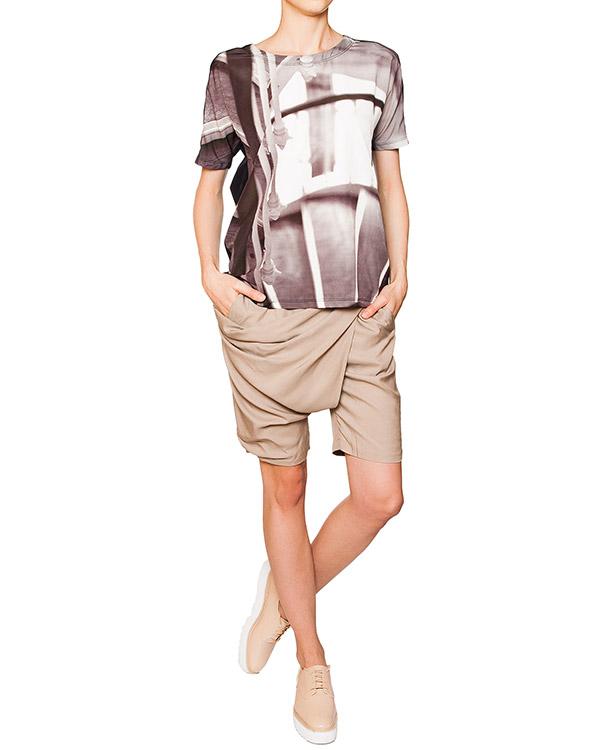 женская шорты MM6 Martin Margiela, сезон: лето 2012. Купить за 6800 руб. | Фото 3