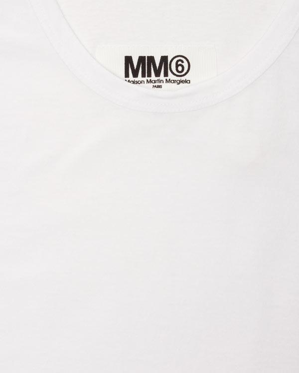 женская топ MM6 Martin Margiela, сезон: лето 2015. Купить за 6900 руб. | Фото 4