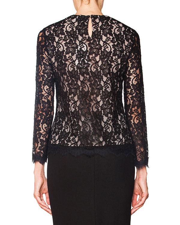 женская блуза DIANE von FURSTENBERG, сезон: зима 2015/16. Купить за 11000 руб. | Фото 2