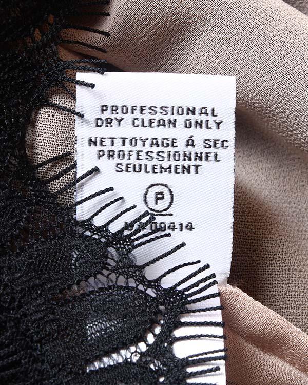 женская блуза DIANE von FURSTENBERG, сезон: зима 2015/16. Купить за 11000 руб. | Фото 5