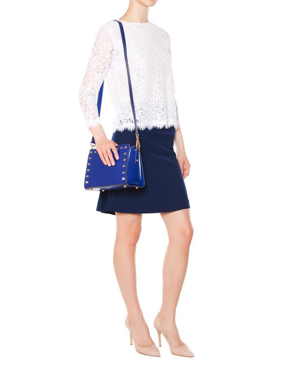 женская блуза DIANE von FURSTENBERG, сезон: лето 2015. Купить за 9900 руб. | Фото 3