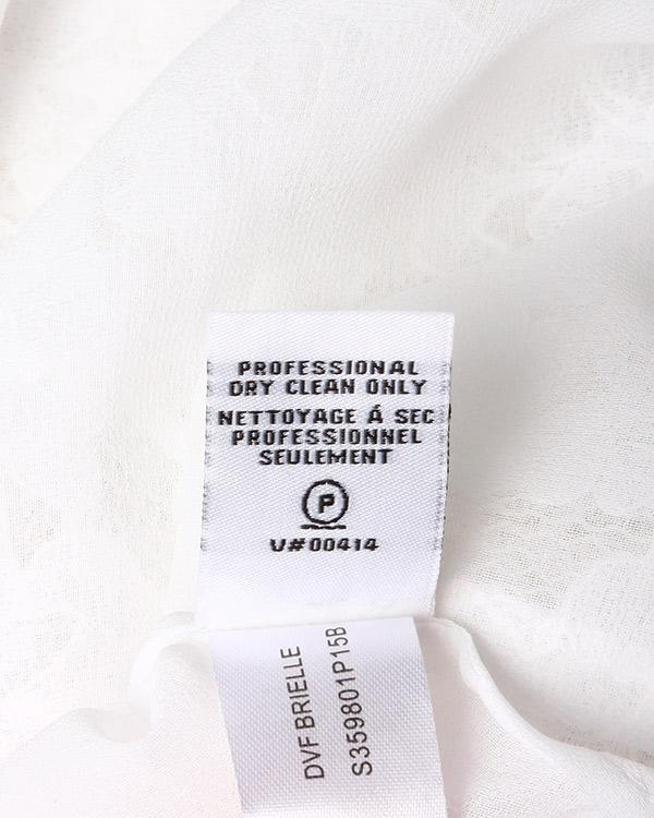 женская блуза DIANE von FURSTENBERG, сезон: лето 2015. Купить за 9900 руб. | Фото 5