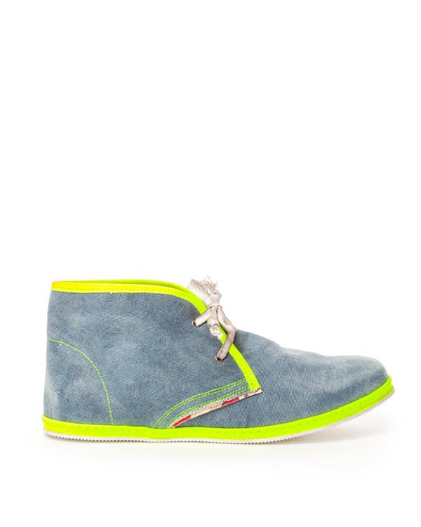 мужская ботинки Le Crown, сезон: лето 2014. Купить за 4100 руб. | Фото 1