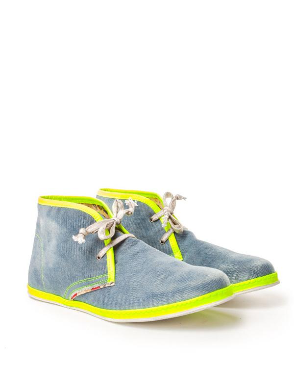 мужская ботинки Le Crown, сезон: лето 2014. Купить за 5100 руб. | Фото 2