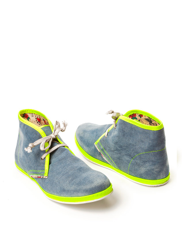 мужская ботинки Le Crown, сезон: лето 2014. Купить за 4100 руб. | Фото 3