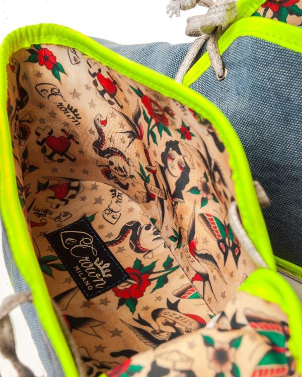 мужская ботинки Le Crown, сезон: лето 2014. Купить за 4100 руб. | Фото 4