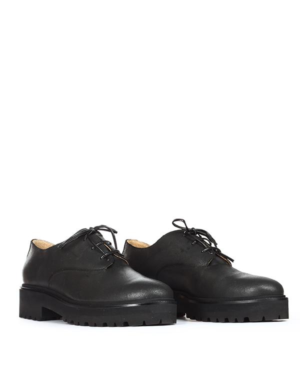 женская ботинки MM6 Martin Margiela, сезон: зима 2014/15. Купить за 15000 руб. | Фото 2