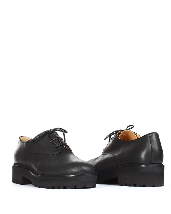 женская ботинки MM6 Martin Margiela, сезон: зима 2014/15. Купить за 15000 руб. | Фото 3