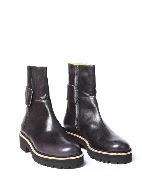 женская ботинки MM6 Martin Margiela, сезон: зима 2014/15. Купить за 21700 руб. | Фото $i